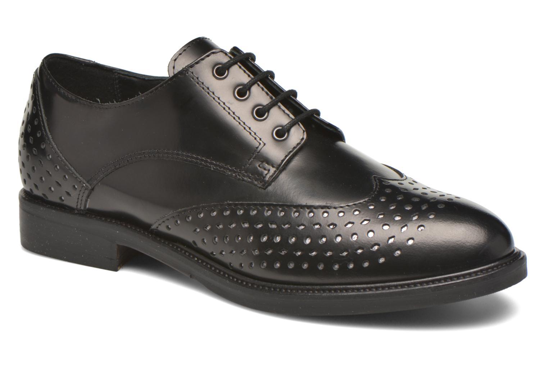 Chaussures à lacets Minelli Elmé Noir vue détail/paire