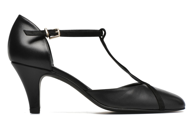 High heels Minelli Tilt Black back view
