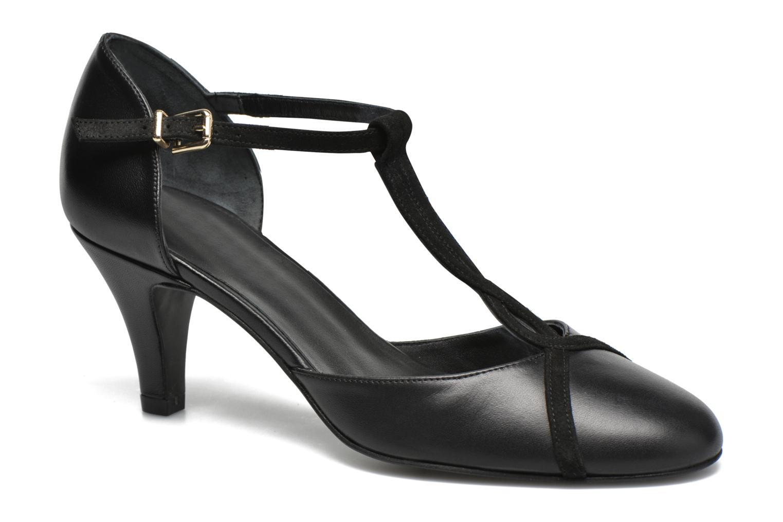 High heels Minelli Tilt Black detailed view/ Pair view