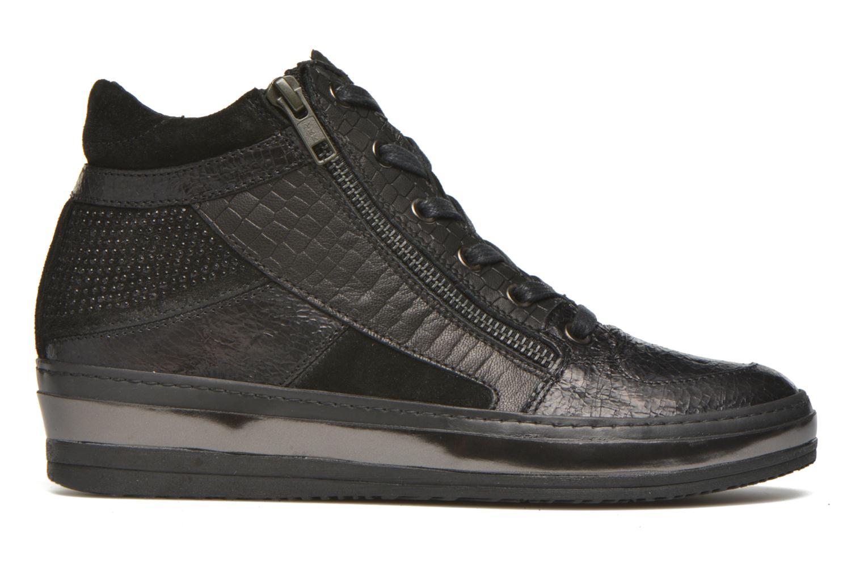Sneaker Khrio Bromono schwarz ansicht von hinten