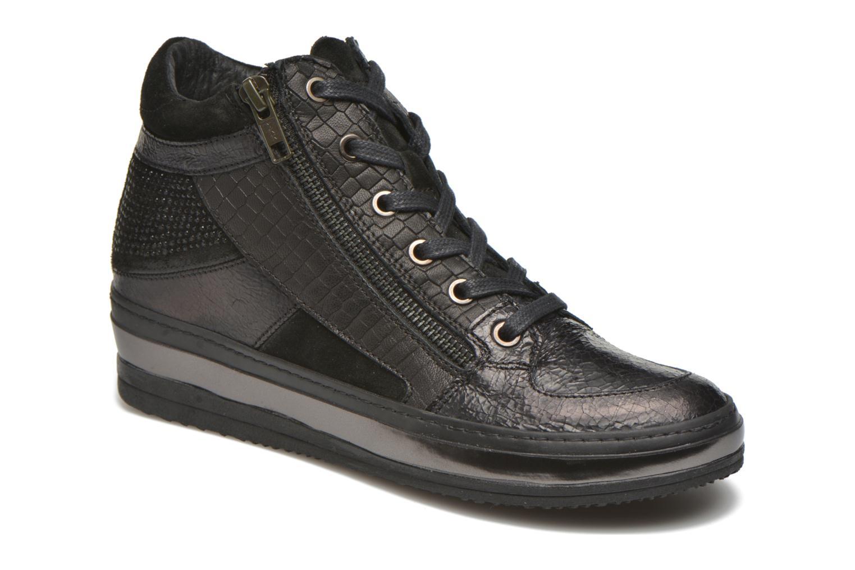 Sneaker Khrio Bromono schwarz detaillierte ansicht/modell
