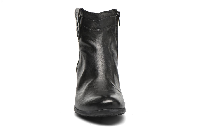 Boots en enkellaarsjes Khrio Carina Zwart model