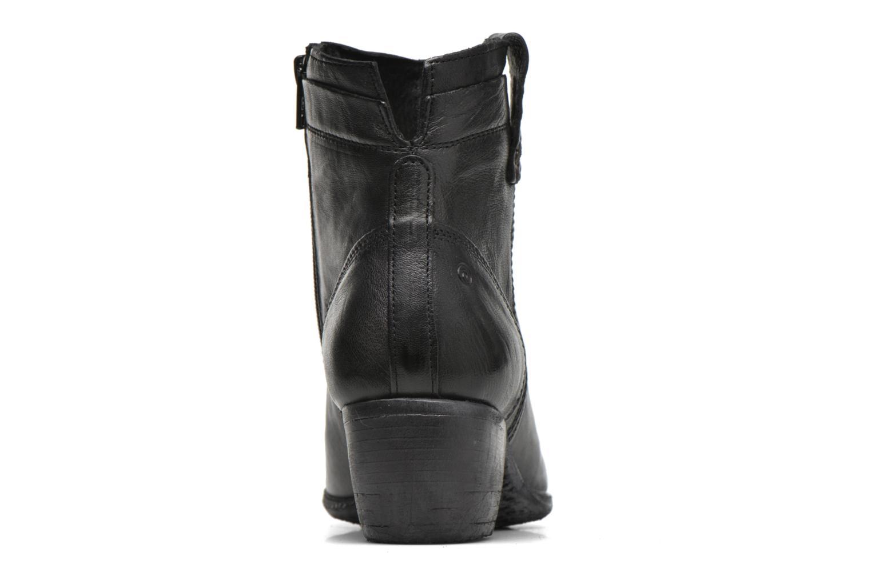 Boots en enkellaarsjes Khrio Carina Zwart rechts