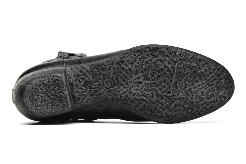 Boots en enkellaarsjes Khrio Carina Zwart boven