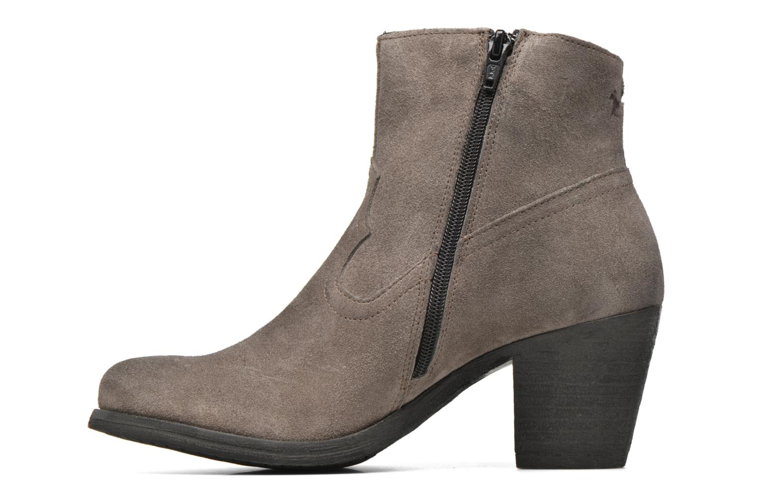Ankle boots Khrio Bijou Grey front view