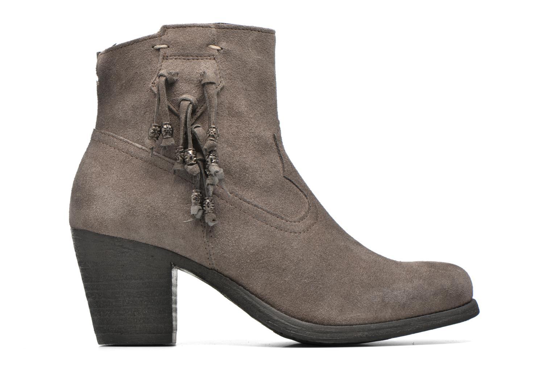 Bottines et boots Khrio Bijou Gris vue derrière