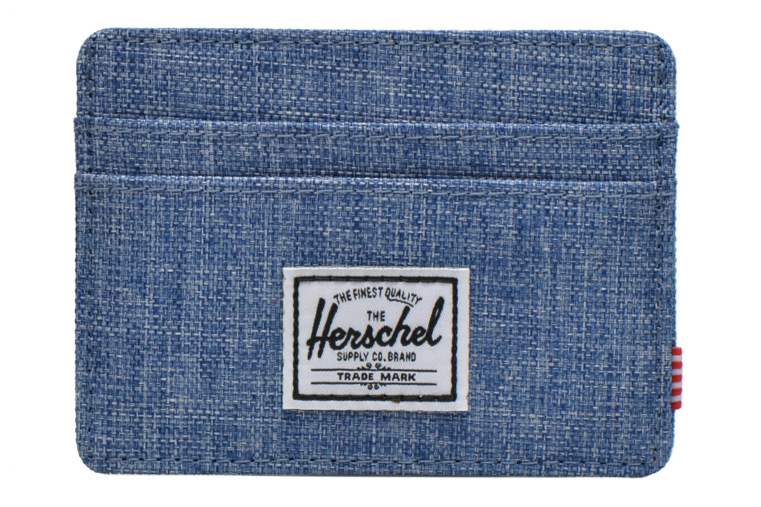 Wallets & cases Herschel CHARLIE Porte-cartes Blue detailed view/ Pair view