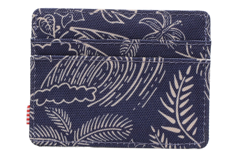 Wallets & cases Herschel CHARLIE Porte-cartes Blue front view