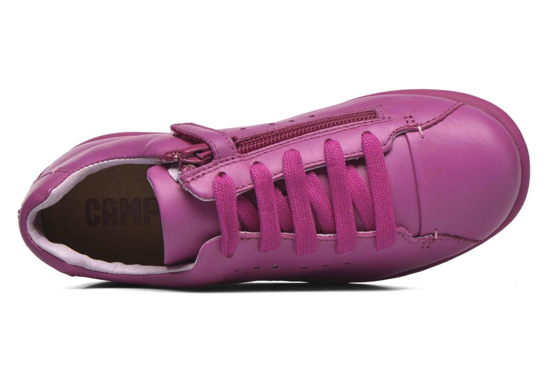 Sneaker Camper New Pelotas rosa ansicht von links