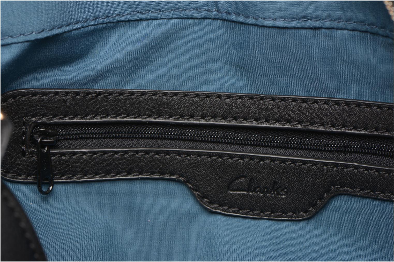 Borse Clarks MAGNOLIA ROSE Porté main Nero immagine posteriore