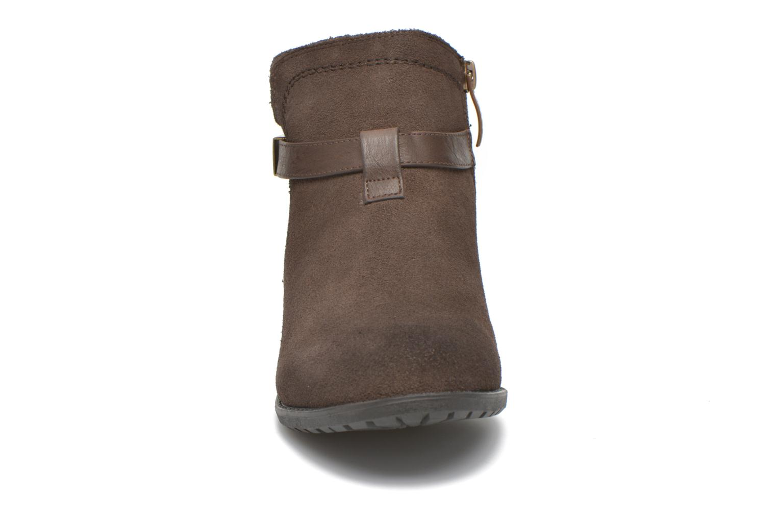 Ankle boots Hush Puppies MARIA Brown model view
