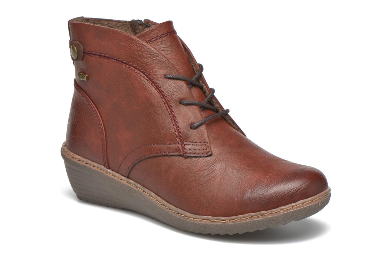 Bottines et boots Hush Puppies JULIA Marron vue détail/paire