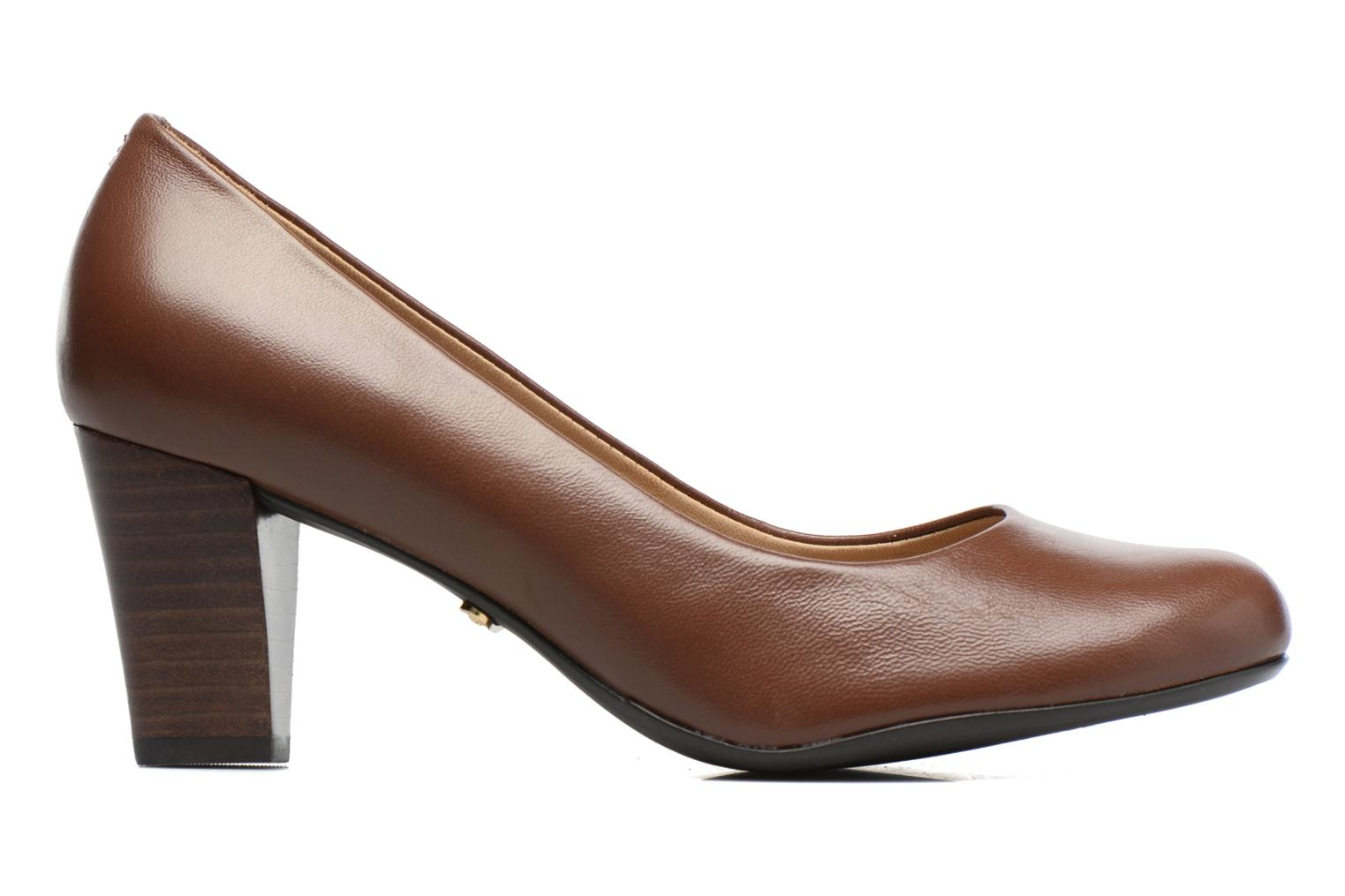 Escarpins Hush Puppies ALEGRIA Marron vue derrière