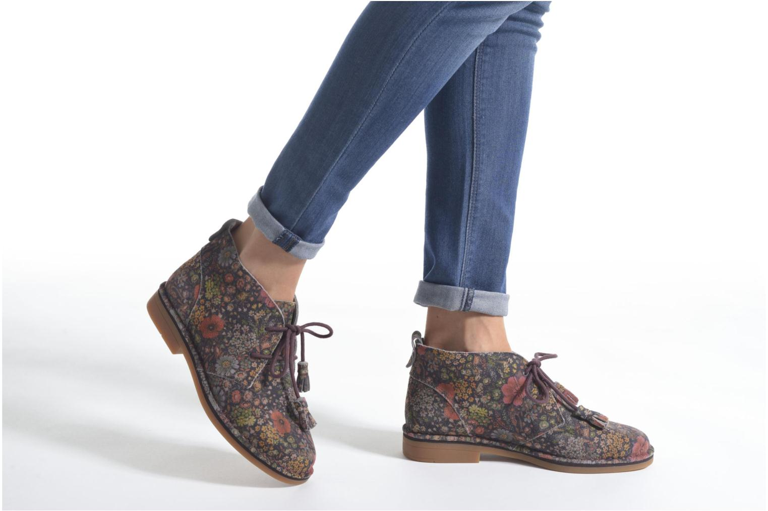 Bottines et boots Hush Puppies Cyra Catelyn Multicolore vue bas / vue portée sac