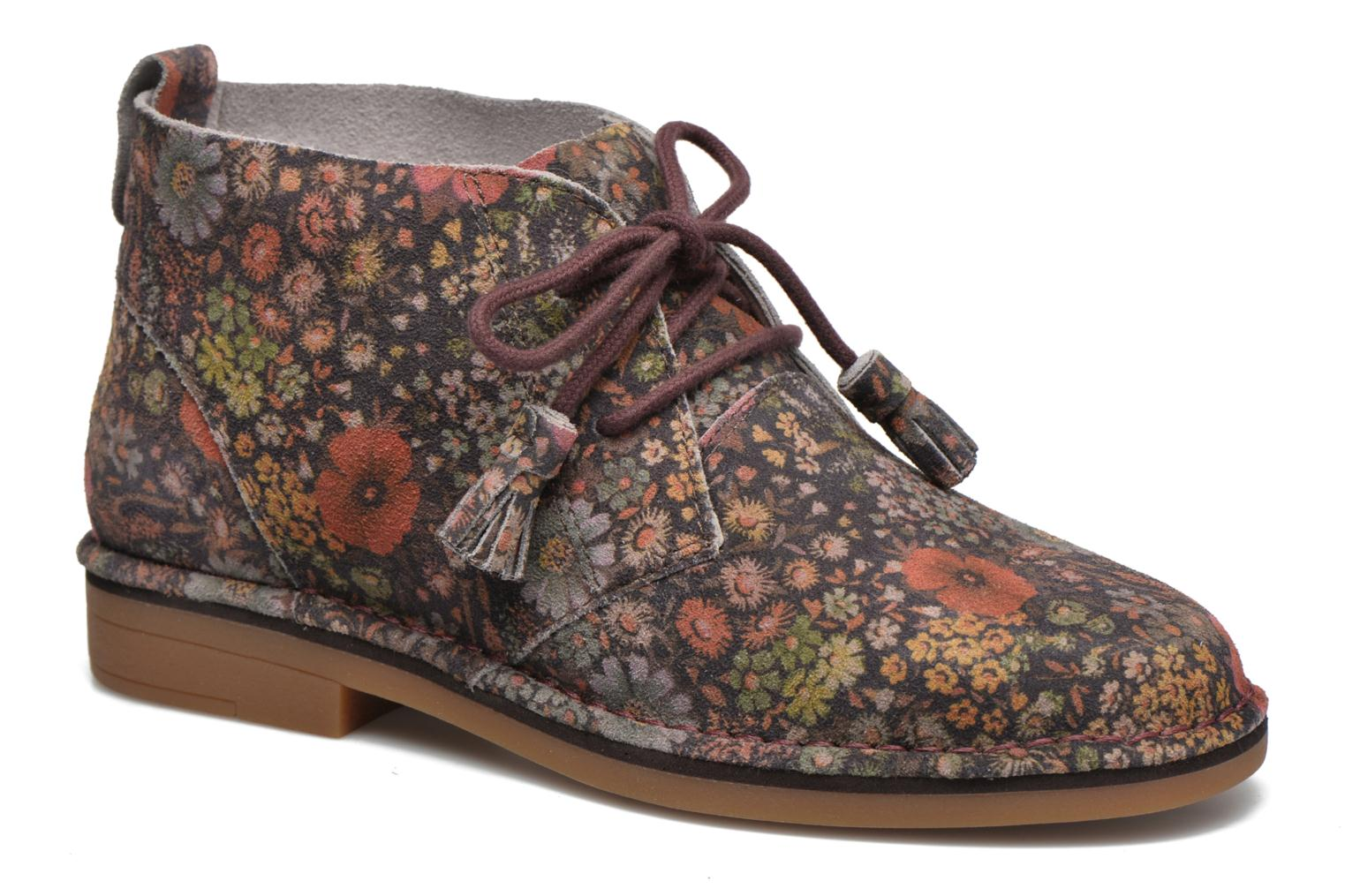 Bottines et boots Hush Puppies Cyra Catelyn Multicolore vue détail/paire
