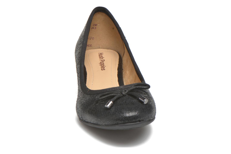 Escarpins Hush Puppies Nikita Discover Noir vue portées chaussures