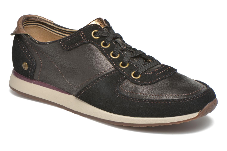 Grandes descuentos últimos zapatos Hush Puppies Chazy Dayo (Negro) - Deportivas Descuento