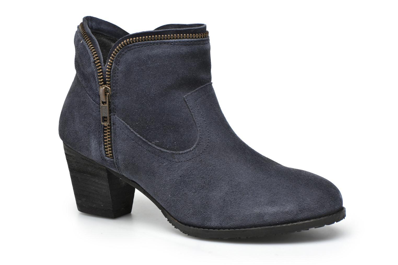 Bottines et boots Hush Puppies KENT Bleu vue détail/paire