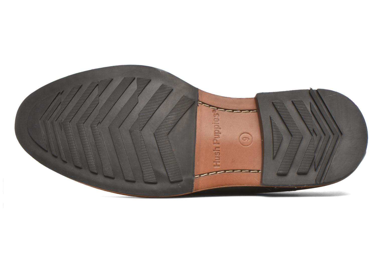 Chaussures à lacets Hush Puppies Kurtis Noir vue haut