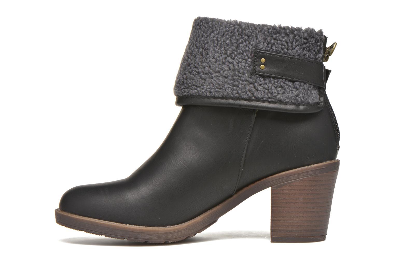 Stiefeletten & Boots Refresh Daphné 62154 schwarz ansicht von vorne