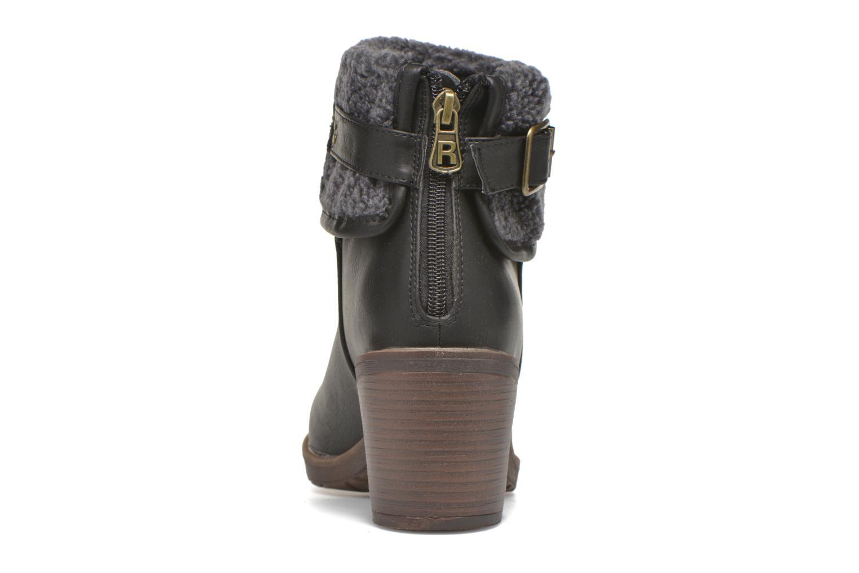 Stiefeletten & Boots Refresh Daphné 62154 schwarz ansicht von rechts