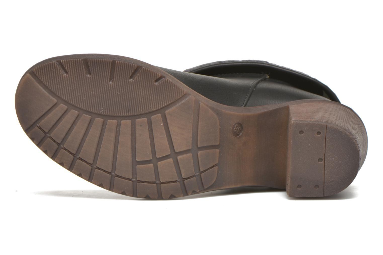 Stiefeletten & Boots Refresh Daphné 62154 schwarz ansicht von oben