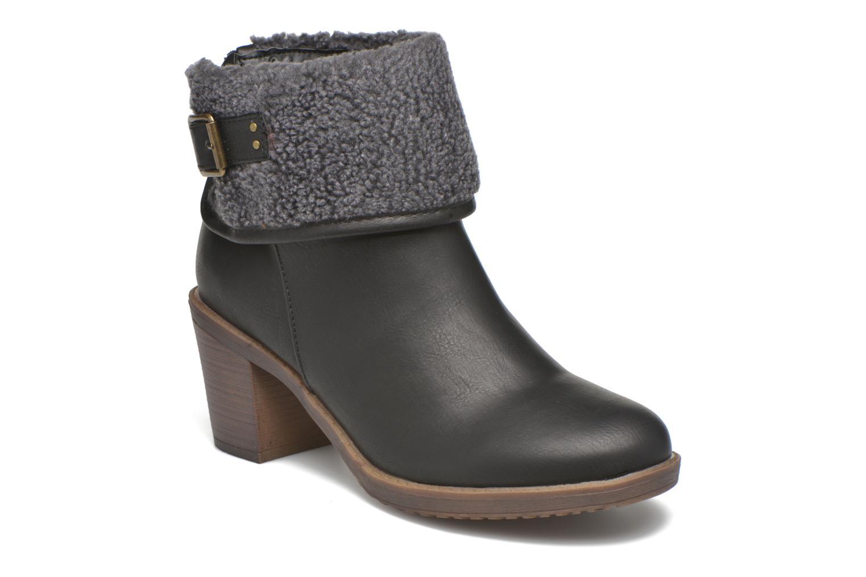 Stiefeletten & Boots Refresh Daphné 62154 schwarz detaillierte ansicht/modell