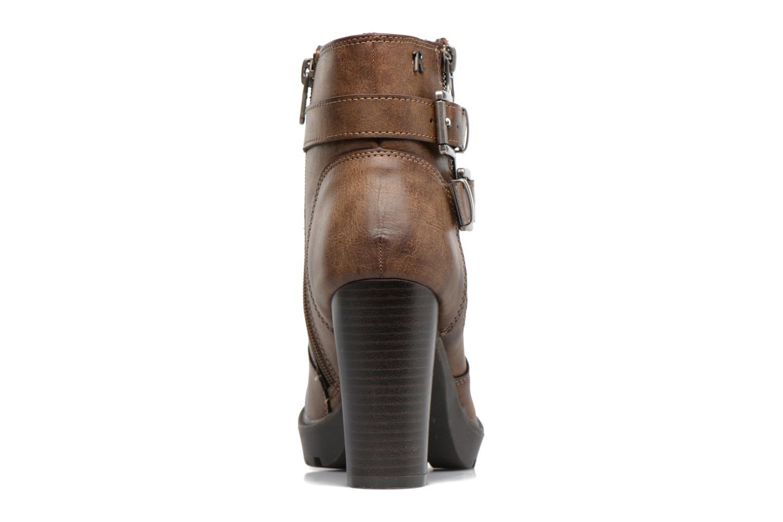 Stiefeletten & Boots Refresh Fanny 62140 braun ansicht von rechts