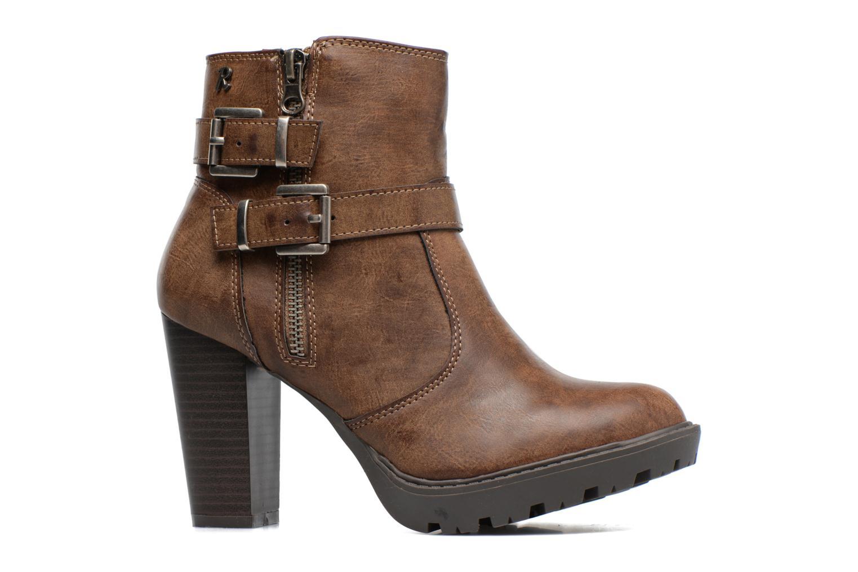 Stiefeletten & Boots Refresh Fanny 62140 braun ansicht von hinten