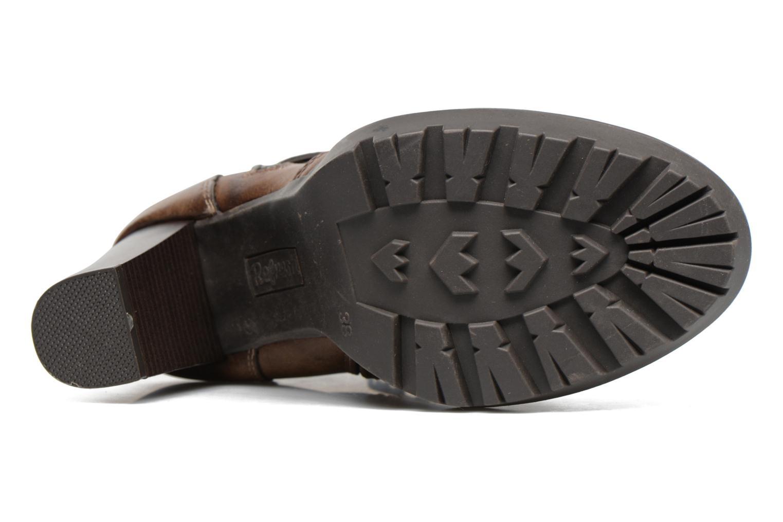 Bottines et boots Refresh Fanny 62140 Marron vue haut