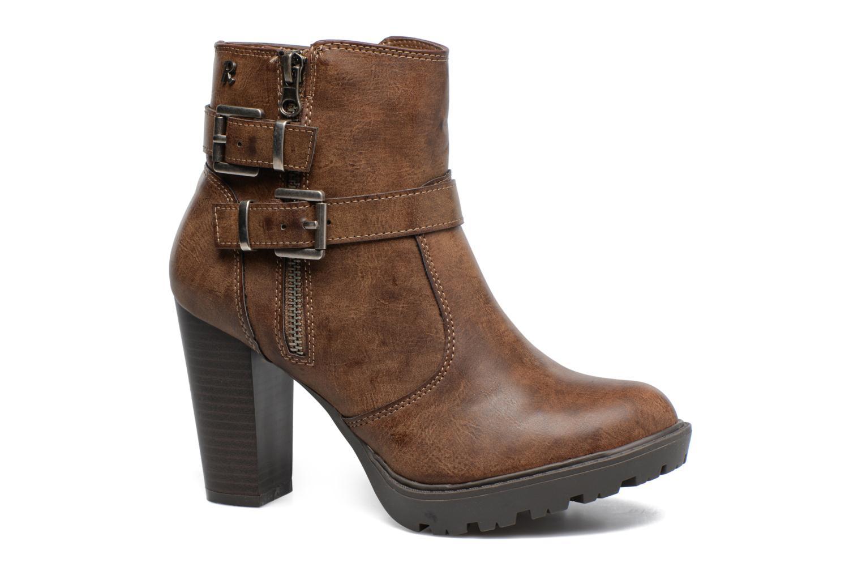 Bottines et boots Refresh Fanny 62140 Marron vue détail/paire