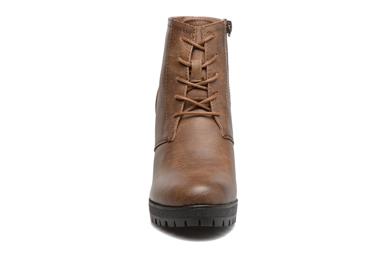 Bottines et boots Refresh Charlotte 62176 Marron vue portées chaussures