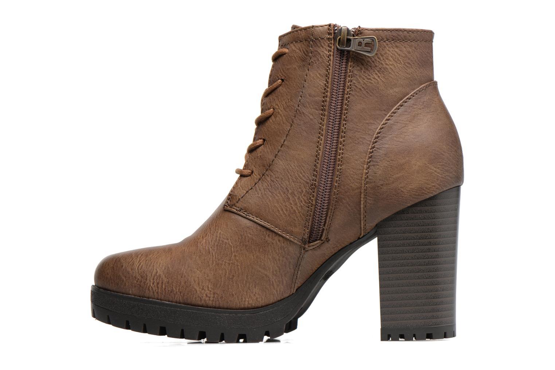 Bottines et boots Refresh Charlotte 62176 Marron vue face