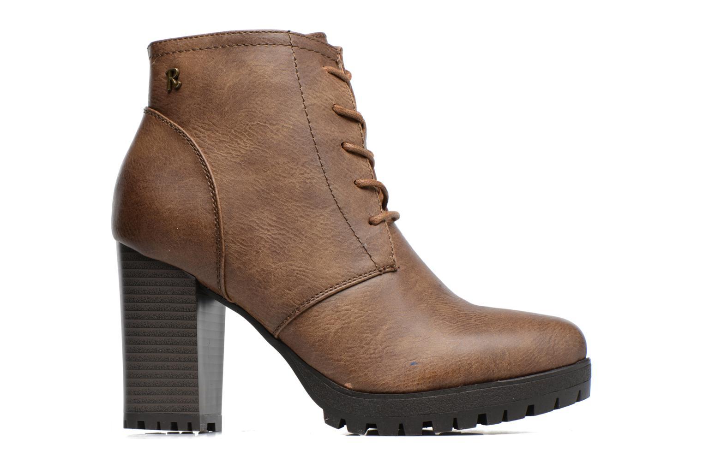 Bottines et boots Refresh Charlotte 62176 Marron vue derrière