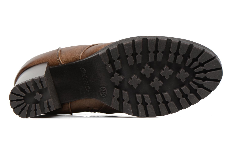 Bottines et boots Refresh Charlotte 62176 Marron vue haut