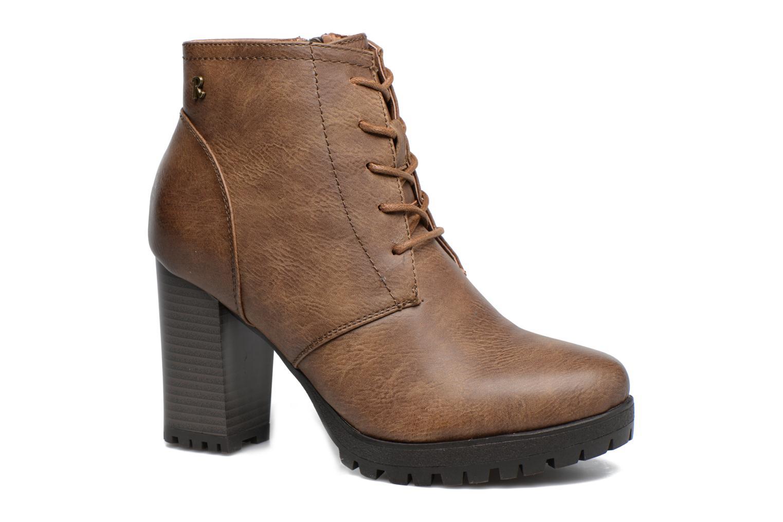 Bottines et boots Refresh Charlotte 62176 Marron vue détail/paire
