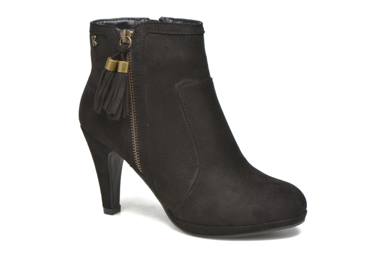 Bottines et boots Refresh Julie 62276 Noir vue détail/paire