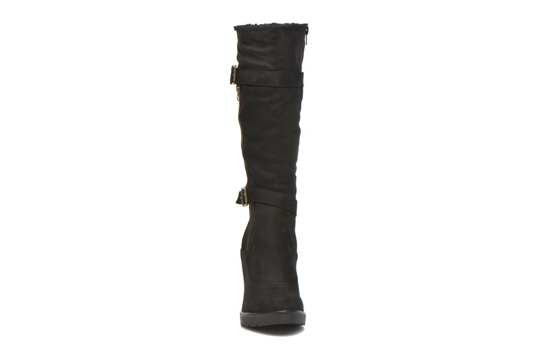 Stiefel Refresh Lory 63097 schwarz schuhe getragen