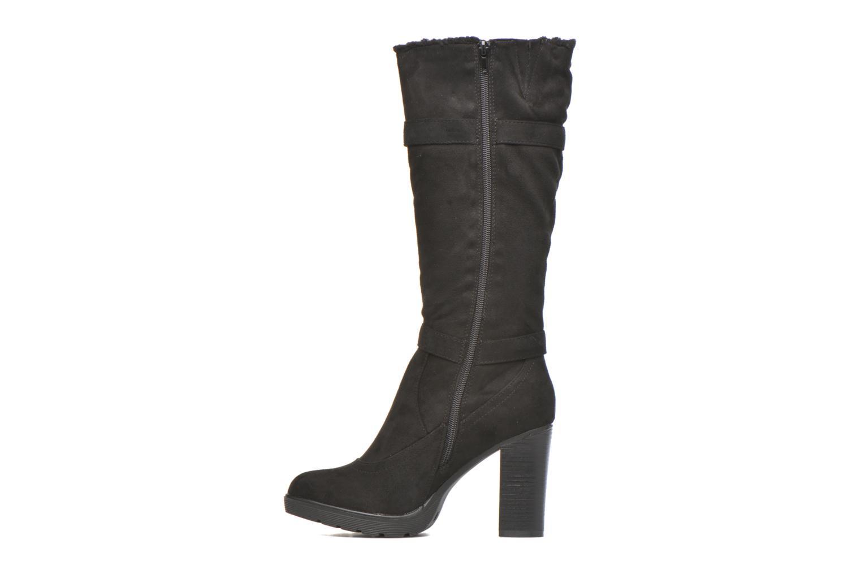 Stiefel Refresh Lory 63097 schwarz ansicht von vorne