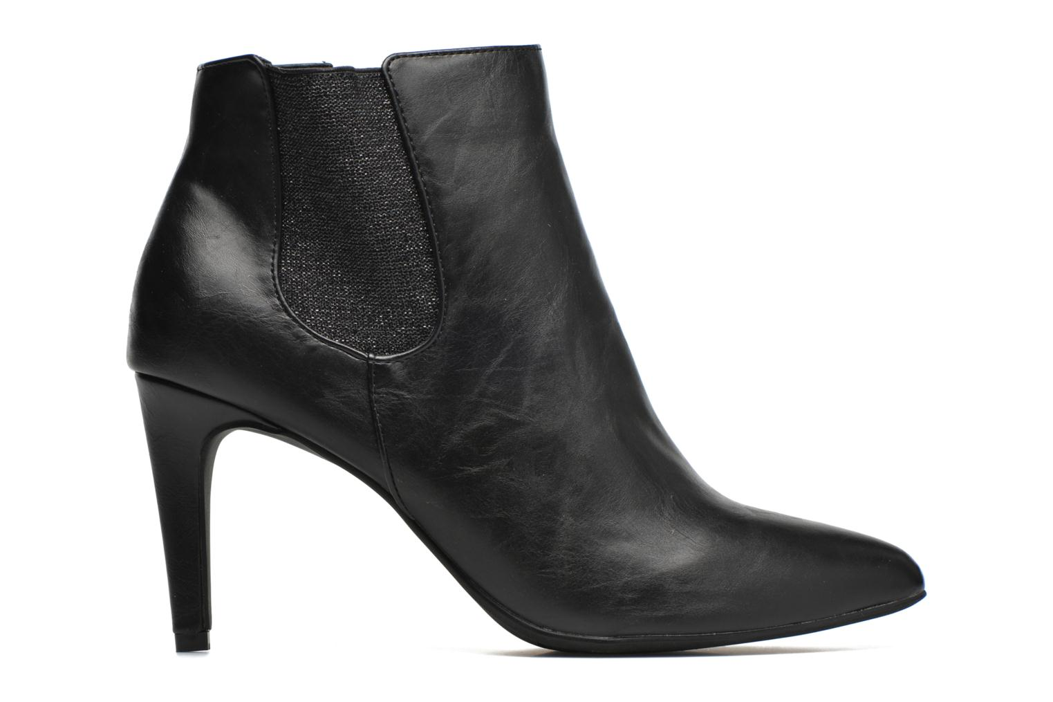 Ankle boots Divine Factory Sandra Black back view