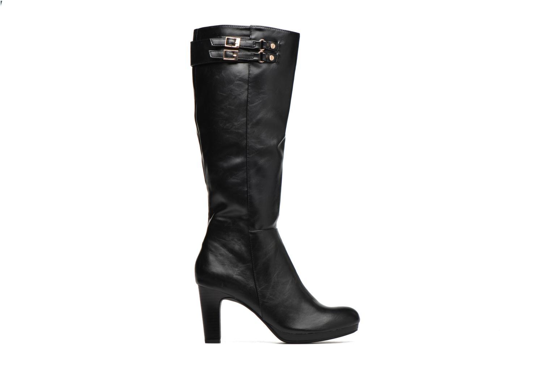 Boots & wellies Divine Factory DOUBLON Black back view
