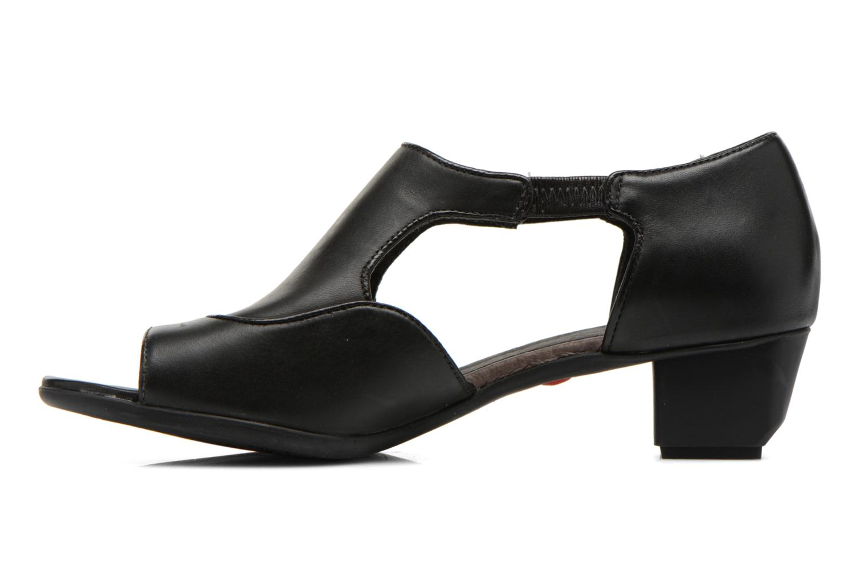 High heels Camper Beth 22105 Black front view