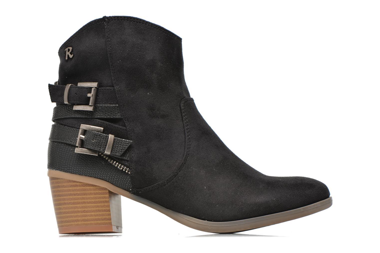 Stiefeletten & Boots Refresh Salamanca-61740 schwarz ansicht von hinten