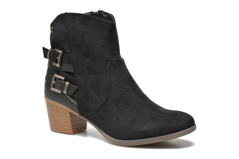 Stiefeletten & Boots Refresh Salamanca-61740 schwarz detaillierte ansicht/modell