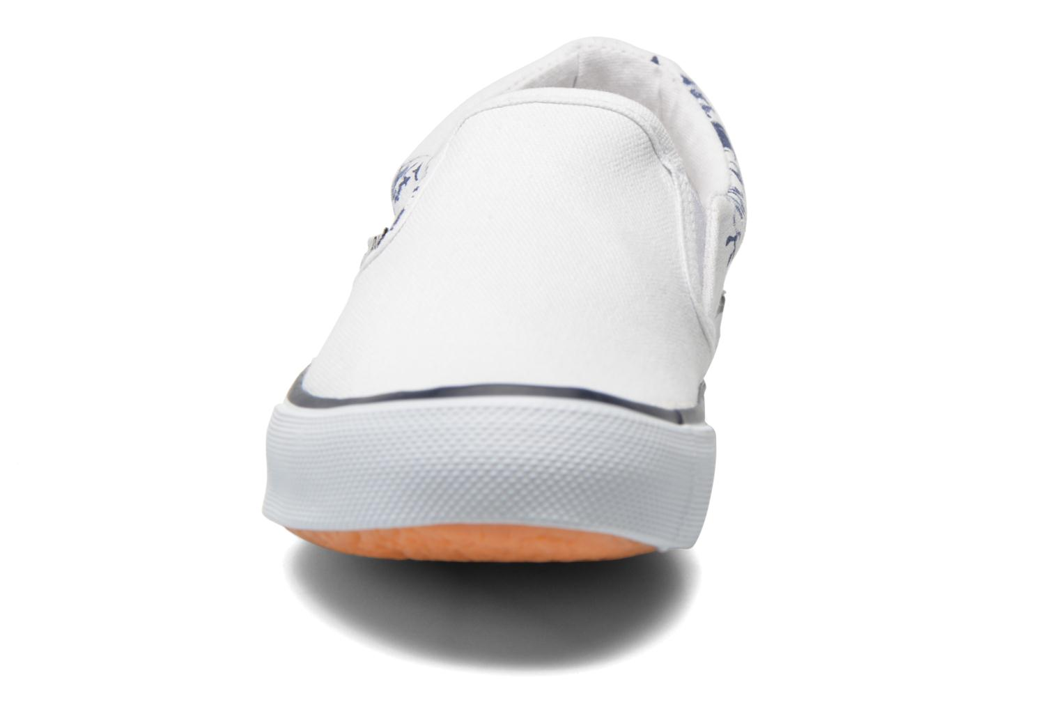 Trainers Refresh Zenia-61896 White model view