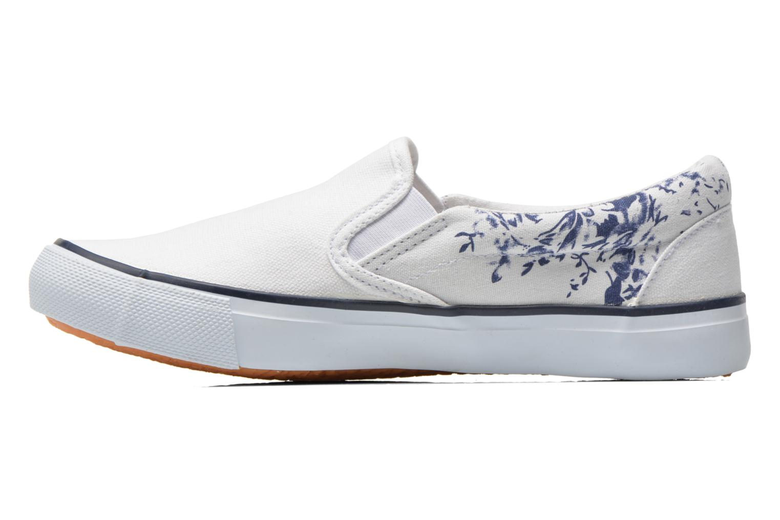 Trainers Refresh Zenia-61896 White front view