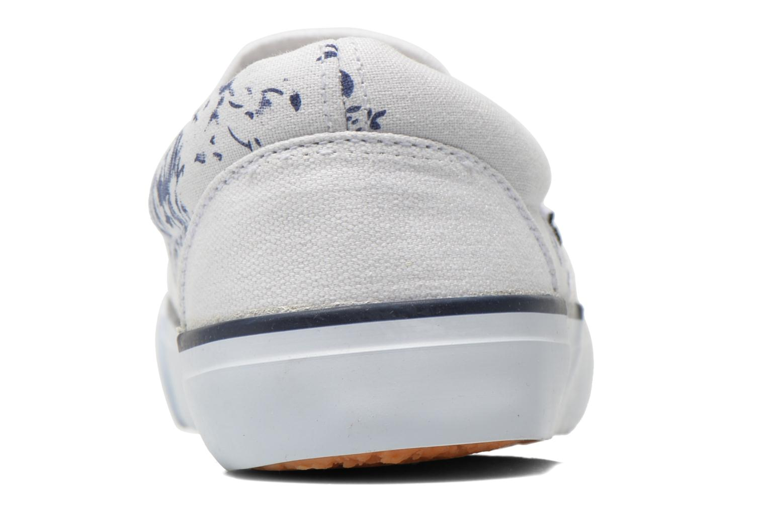 Trainers Refresh Zenia-61896 White view from the right