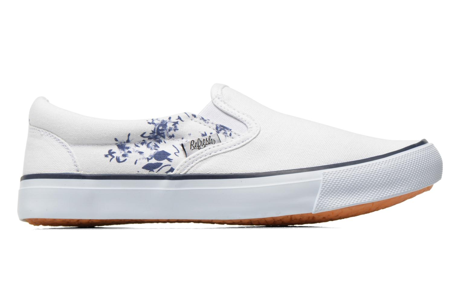 Trainers Refresh Zenia-61896 White back view