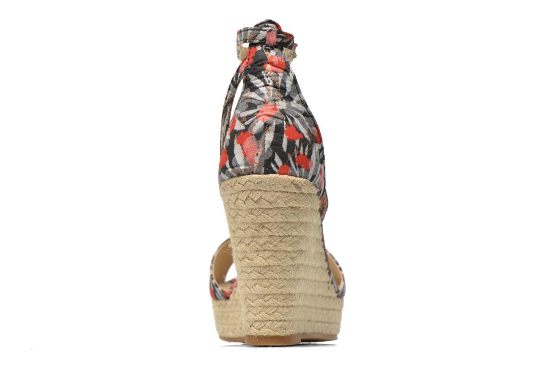 Sandales et nu-pieds Refresh Omnila-62010 Noir vue droite