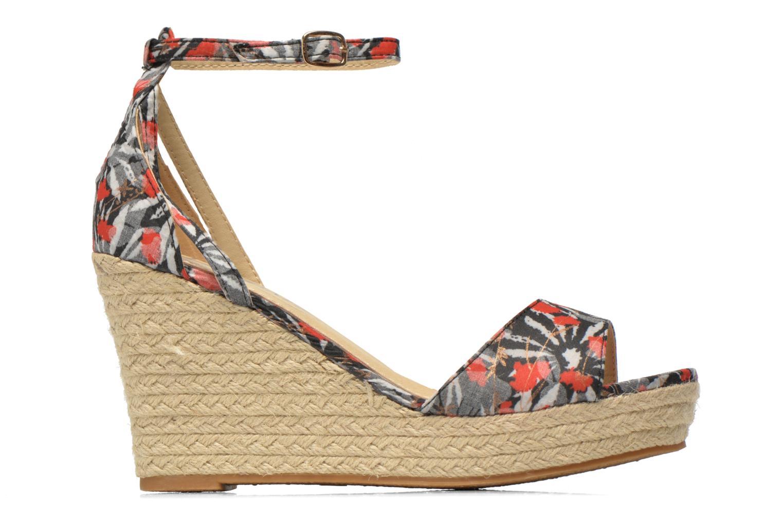 Sandales et nu-pieds Refresh Omnila-62010 Noir vue derrière